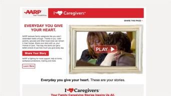 CT Spotlight: AARP Volunteer Caregiver