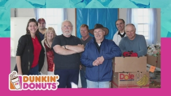 CT Spotlight: Iced Coffee Day With Dunkin' Donuts