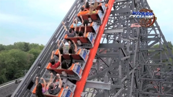 Spotlight: Six Flags Wicked Cyclone