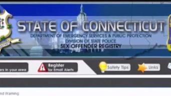 Commission Considers Changes to State Sex-Offender Registry