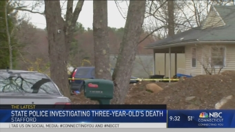 State Police Investigate Untimely Death of Toddler