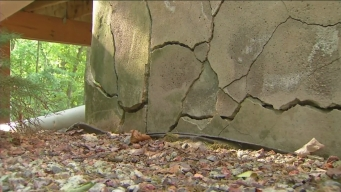 Homeowners, Officials Call for Crumbling Foundations Support