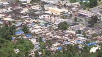 Storm Damage Remains on Puerto Rico 1 Year After Maria