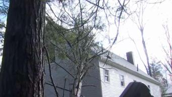 Storms Cause Damage in Sharon