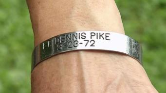 Stranger Connects Family With POW Bracelet in DC
