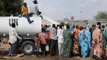 Hundreds Of Thousands Displaced In Sudan