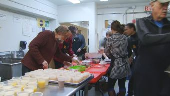 New Haven Cafe Helps Out Less Fortunate