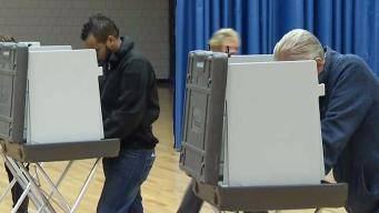 Surge in New Voter Registrations