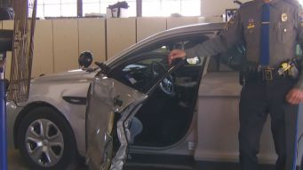 Witness Of State Trooper Cruiser Crash Urges Drivers To Obey The Move Over Law