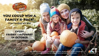 The Pumpkin Place Sweepstakes