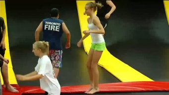 This Weekend: Flight Trampoline Park