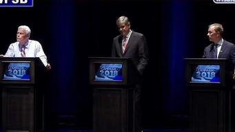 3 Candidates for Governor Face Off at Debate