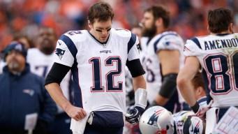 Appeals Court Reinstates Brady's 'Deflategate' Suspension