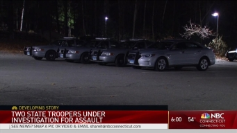 Troopers Investigated After Alleged Assault