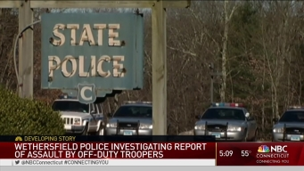 Troopers Investigated After Report of Assault