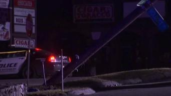 Two Dead After Crash Into Pole and Home in Waterbury