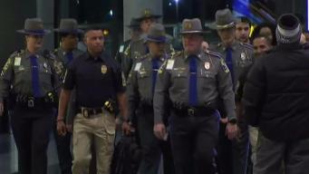 Two Troopers Back From Assisting in Puerto Rico