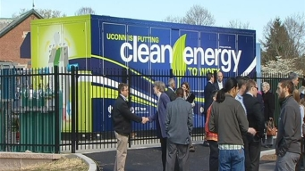 UConn Gets New Fuel Cell