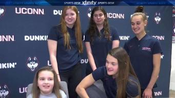 UConn Swim Team Welcomes New Signee