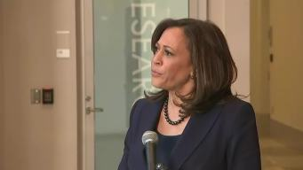 Harris: 'Stand Up and Fight for Best of Who We Are'