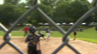 USSSA Tournament Underway in Muggy Weather