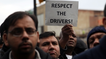 Uber Drivers Set for Strike Ahead of Company's $90B IPO