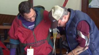 Veteran Helps Teach Adaptive Skiing at Mount Southington