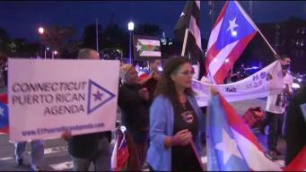Vigil Marks One Year Since Hurricane Maria Hit Puerto Rico