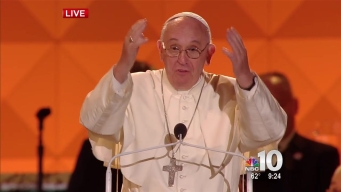 Francis: 'Families Can Quarrel...Sometimes Plates Can Fly'