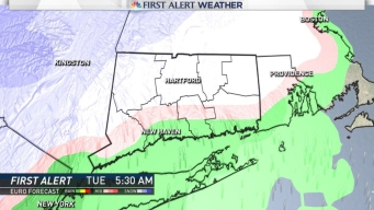 FIRST ALERT: More Winter Weather Moves in Tuesday