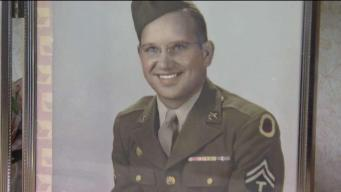 WWII Veteran Reflects on Time in Service