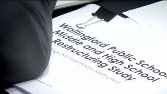 Wallingford Considers Plans to Reconfigure Schools