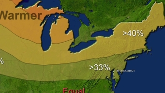 Early Outlook: A Few Big Snow Storms Possible