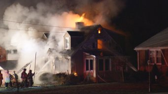 Fire Destroys Wethersfield Home While Family is on Vacation