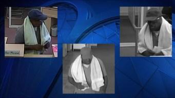 Windsor Police Seek Bank Robbery Suspect