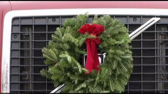 Wreaths Across America Pays Tribute to Veterans