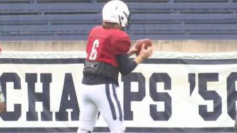 Yale Quarterback Kurt Rawlings in Healthy and Looking Forward to Week 1