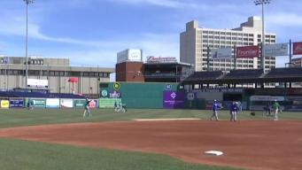 Yard Goats Players Test Their Connecticut Knowledge