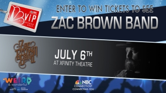 Zac Brown Band VIP Ticket Sweepstakes