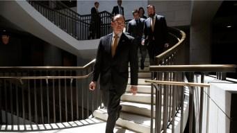 Dem, GOP Leaders Get Classified Briefings on Russia Probe