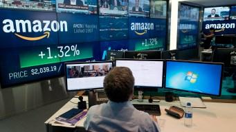 Amazon Reaches $1 Trillion Valuation, a Month After Apple
