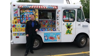 Chill Ride: Bristol Teen Takes Ice Cream Truck to Prom