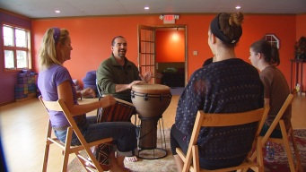 Be Healthy: Drumming Yoga