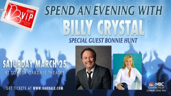 Billy Crystal Ticket Giveaway