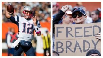 Brady's Back! Patriots Crush Browns 33-13