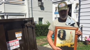 Bristol Veteran Gets Surprise Home Repair