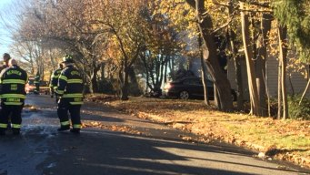Meriden Home Collapses After Fire
