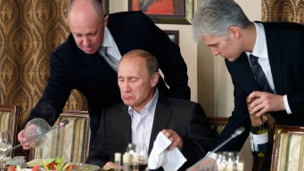 'Putin's Chef' Among Russians Indicted by Mueller