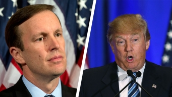 Senator Chris Murphy: 'Trump Scares the Hell Out of Me'