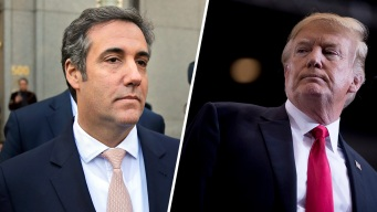 Trump Slams Cohen Bombshell, Says 'Did Not' Know of Meeting